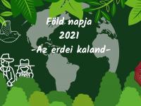 Föld napja - Az erdei kaland