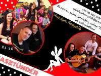 Tavasztündér - online koncert - a Mosolyra Hangolók előadásában